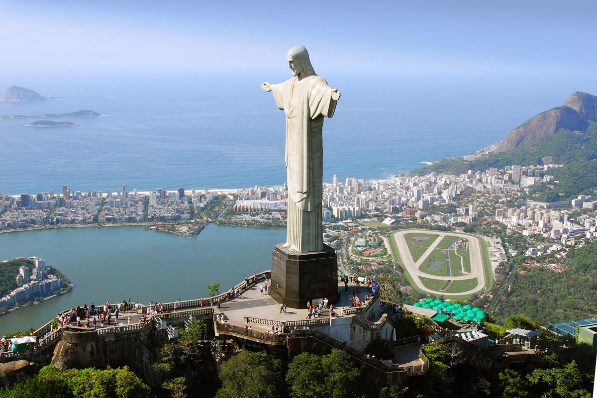 Christ the Redeemer Monument and Rio De Janeiro