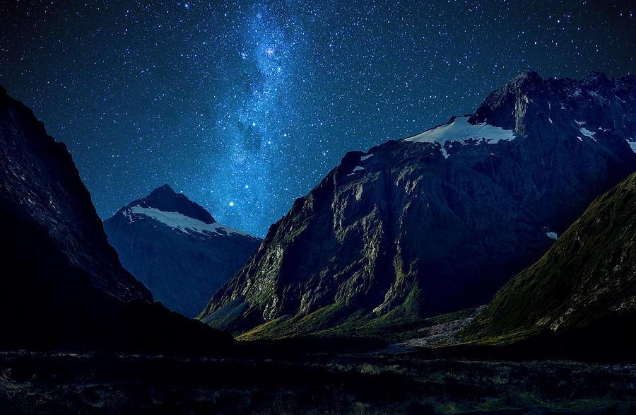 Аораки Маккензи, Новая Зеландия