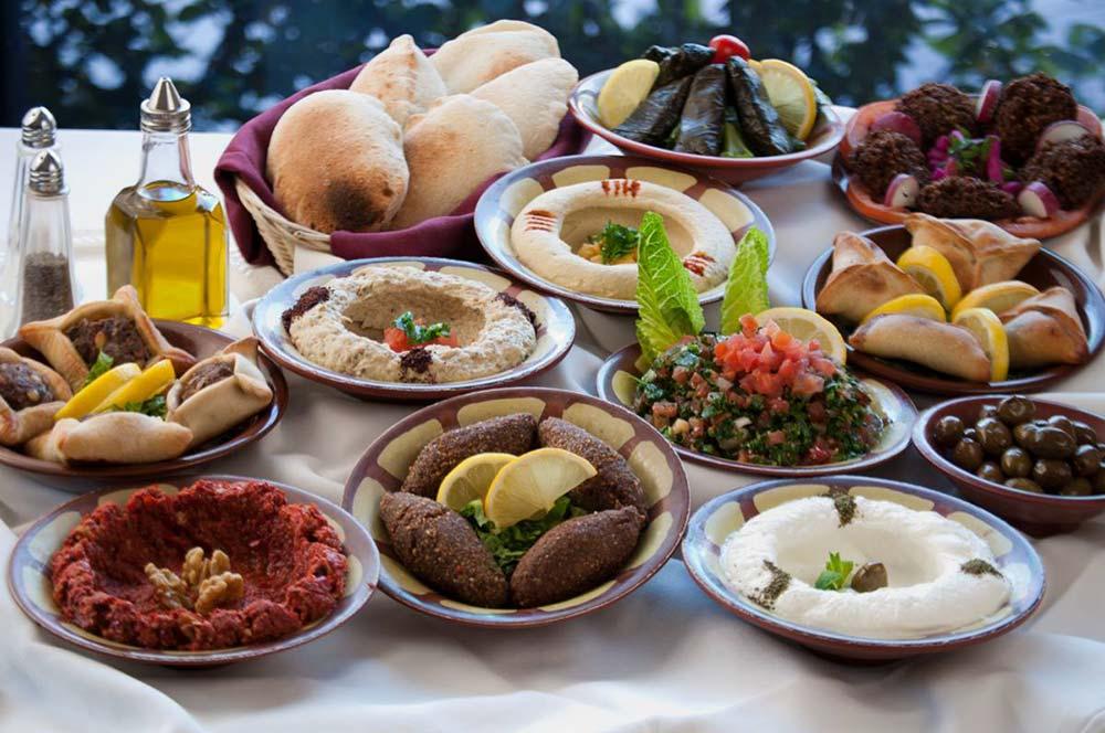 Ближний Восток еда
