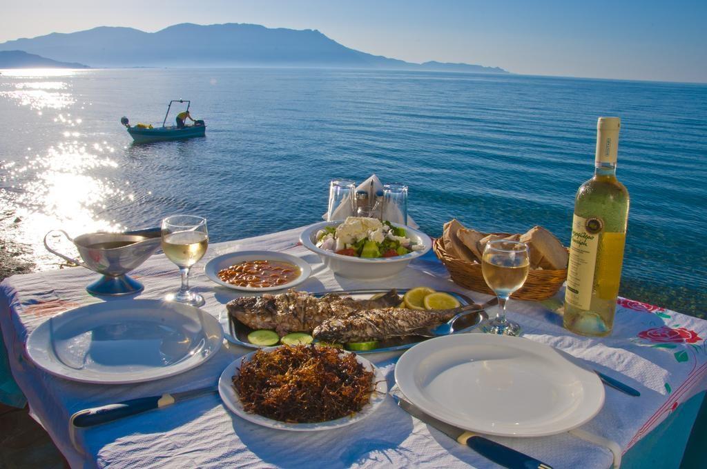 Греция еда
