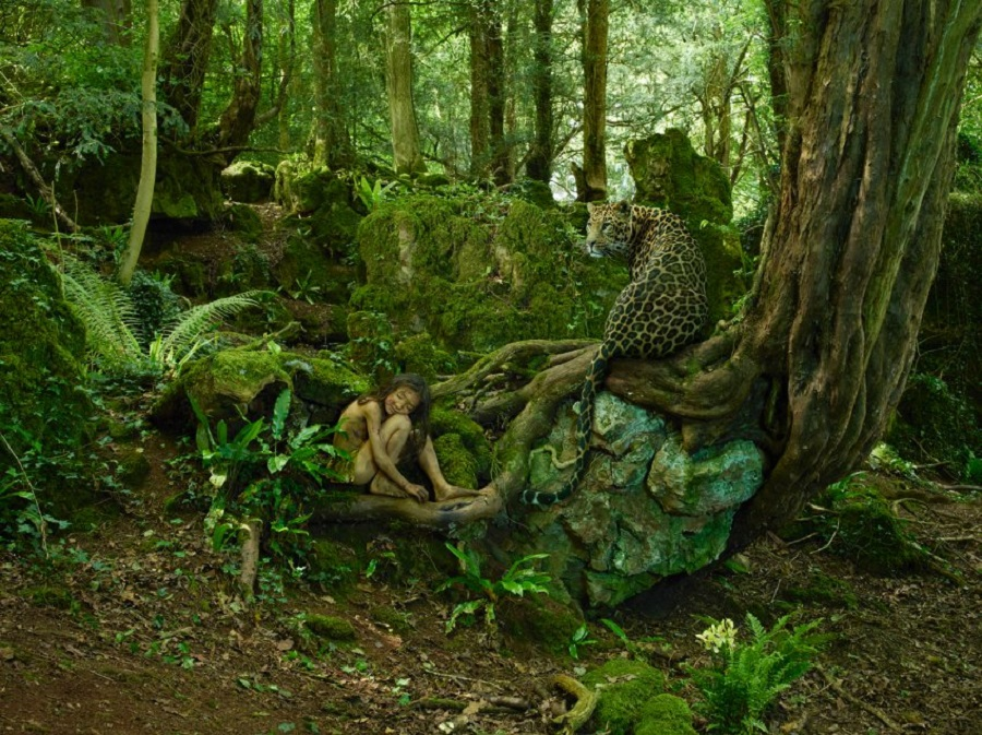 The Leopard Boy