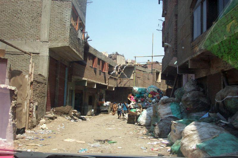Маншият Насер, Египет