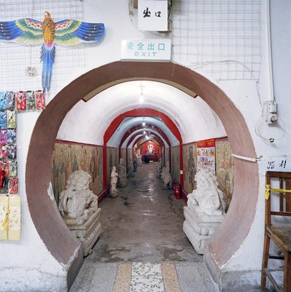 Подземный Город Пекин, Китай