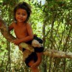 Реальные случаи жизни детей в дикой природе