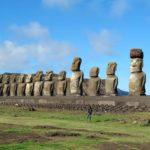 Интересные факты про статуи острова Пасхи