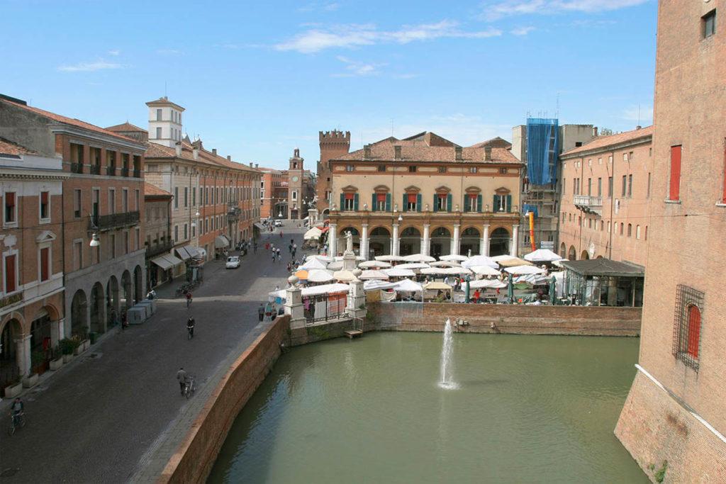 Ferrara-Italia