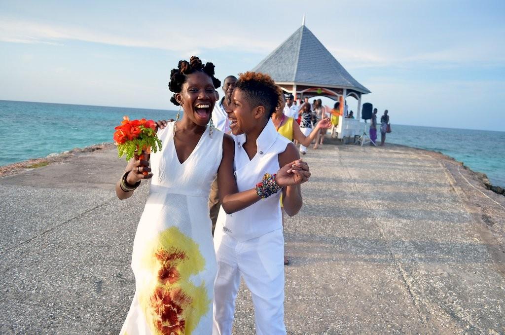 Жители Ямайки