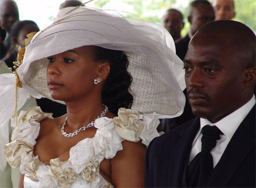 Конго свадьба