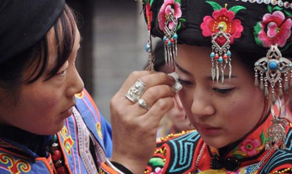 Плачь, Китай свадьба