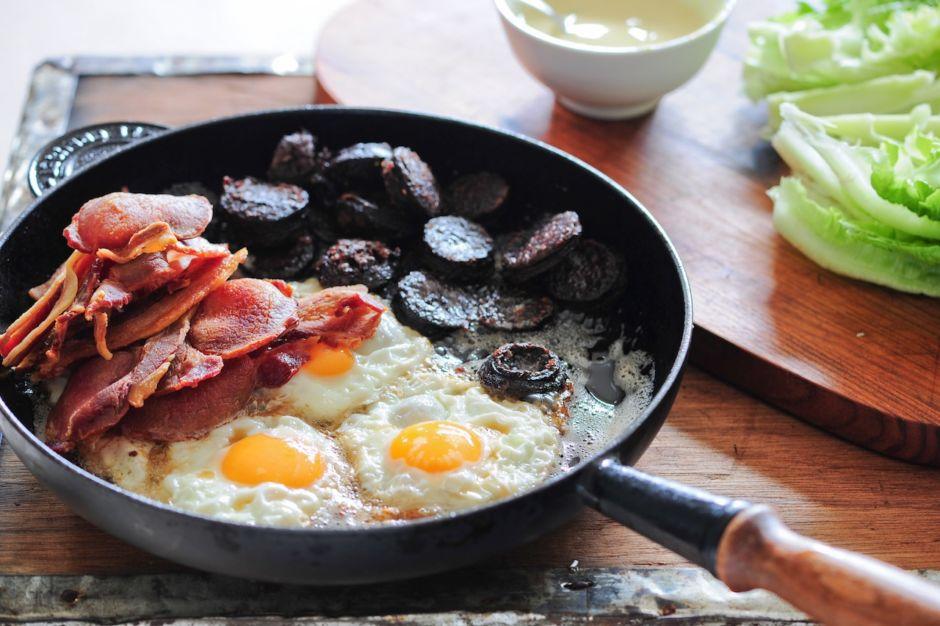 Соединенное Королевство и Ирландия завтрак