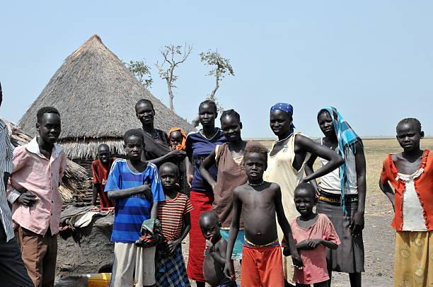 племя Нуэр