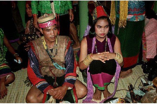 племя Тидонг