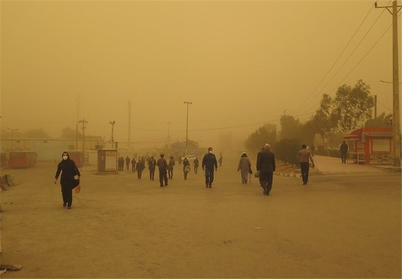 Заболь, Иран