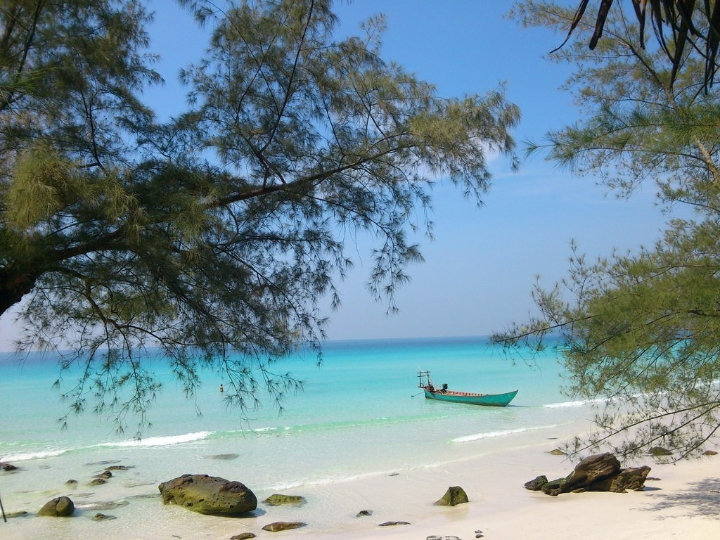 Ко Тонсей, Камбоджа