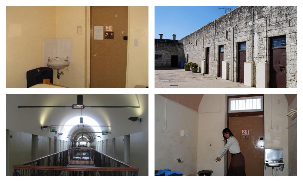 Отель-тюрьма, Австралия
