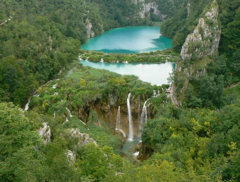 Плитвицкие Водопады, Хорватия