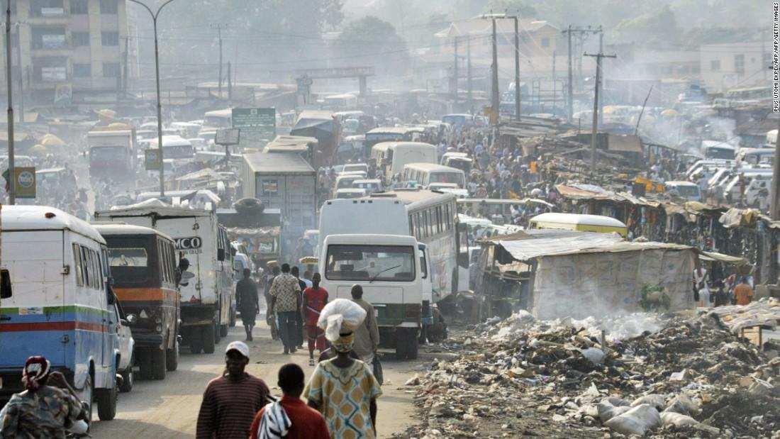 Порт-Харкорт, Нигерия