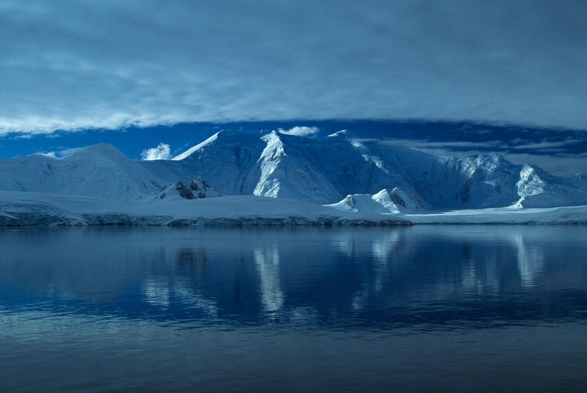Райский Залив Антарктида