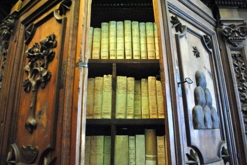 Секретные Архивы Ватикана