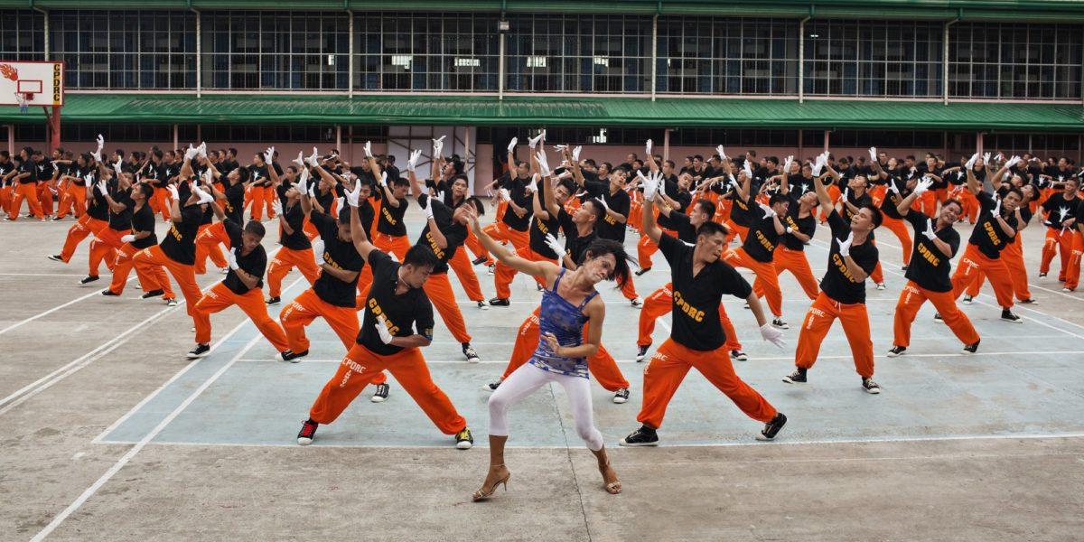 Тюрьма-Себу-Филиппины