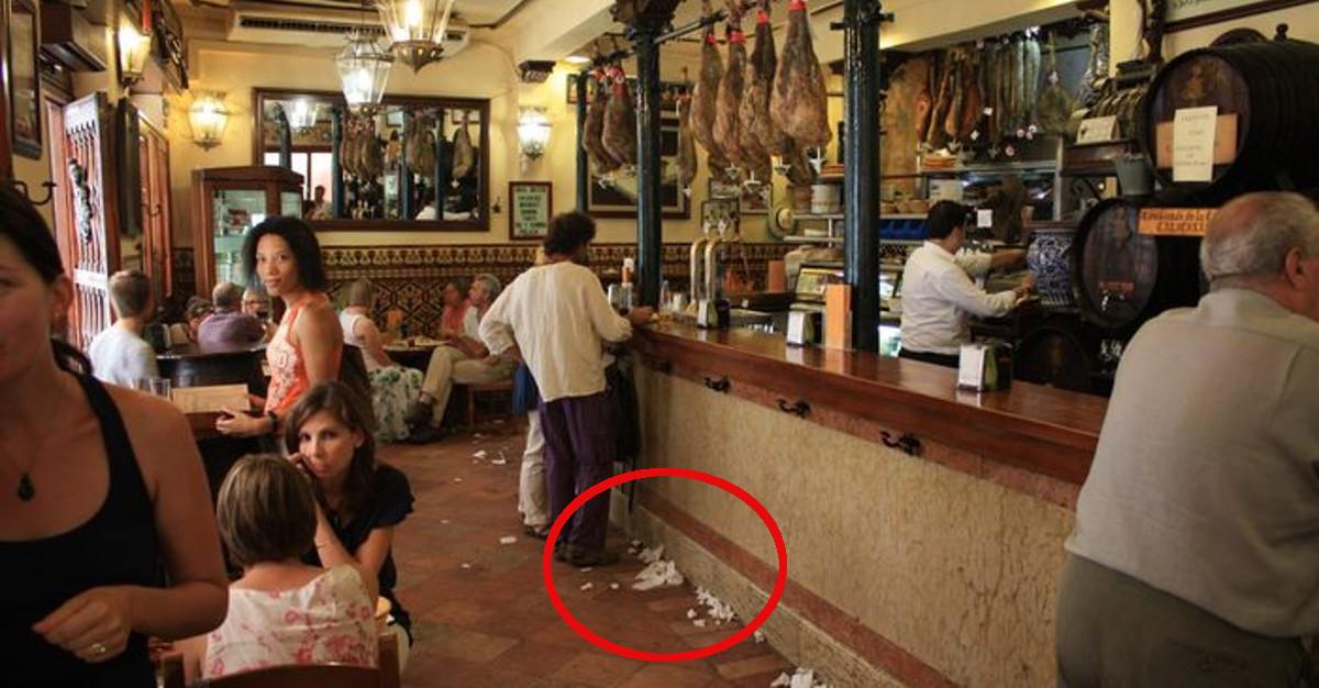 тапас-бар Испания