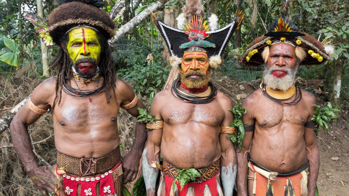 Тари-Хайлендс, Папуа-Новая Гвинея