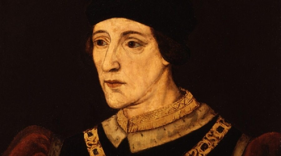 Генрих VI, Англия