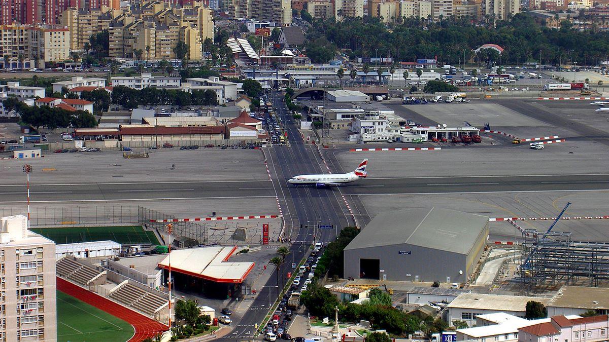 Гибралтар Международный