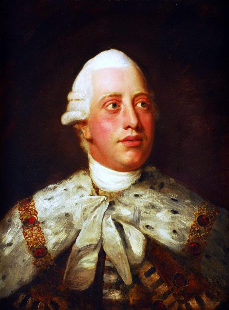 Джордж III, Соединенное Королевство