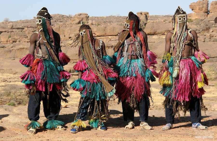 Догоны, Мали, Западная Африка