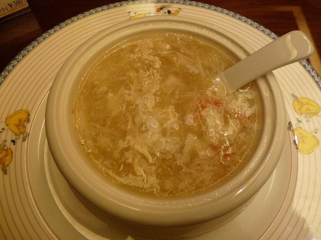 Суп из птичьего гнезда-Юго-Восточная Азия
