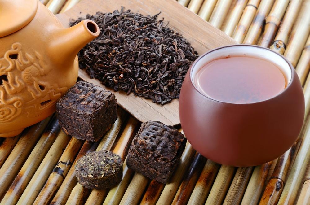 Чайные брикеты