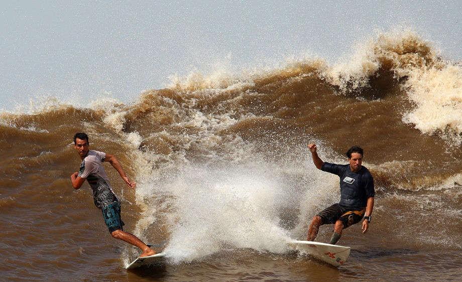 Endless Wave, Brazil