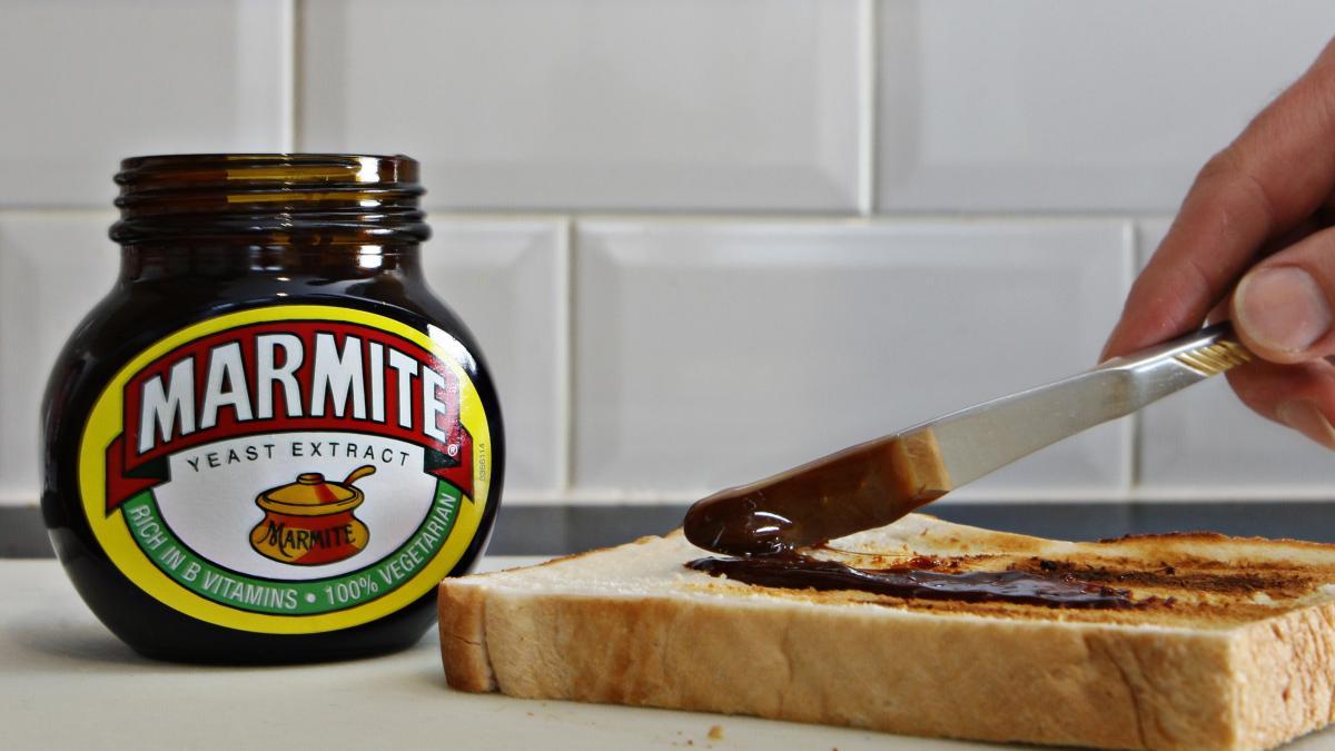 Marmite (or Vegemite)