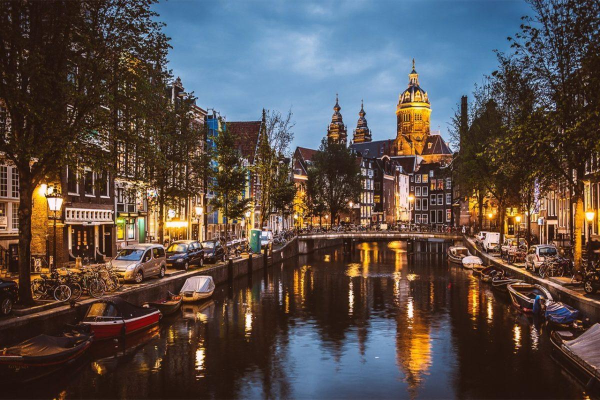 Амстердам, Нидерланды.