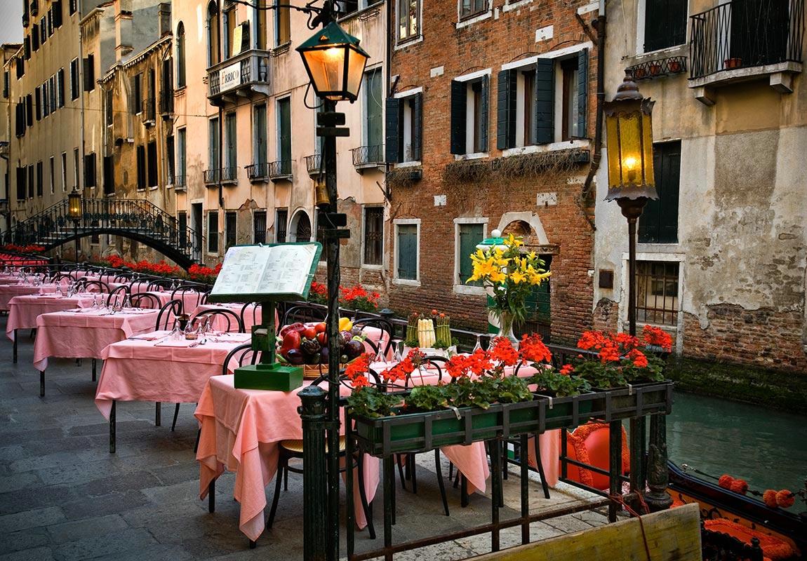 Венеция ресторан