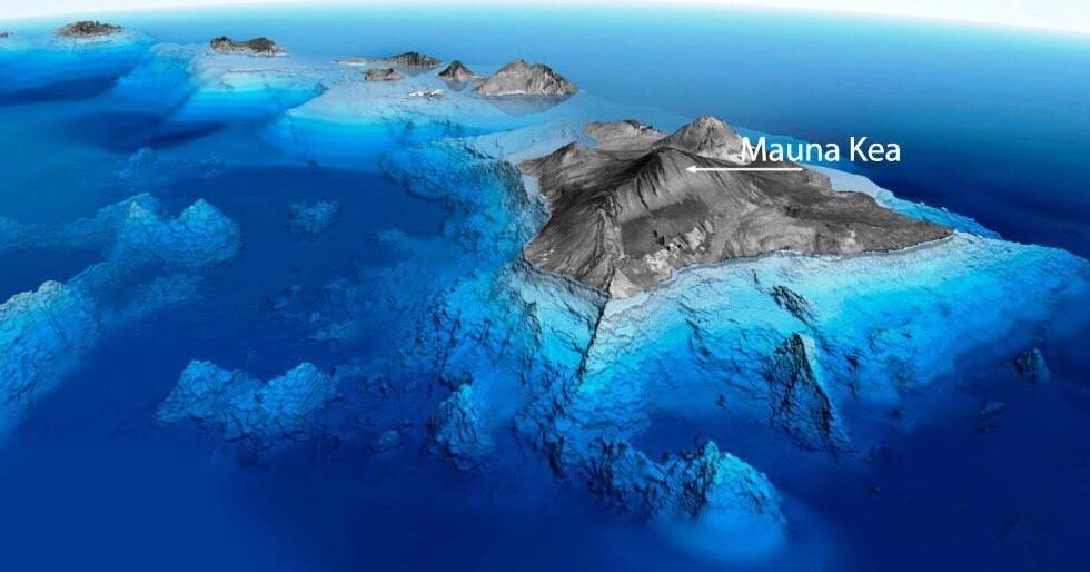Мауна-Кеа, Гавайи
