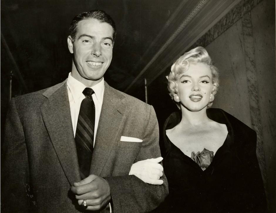 Мэрилин Монро с мужем