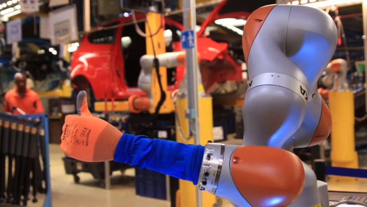 Collaborative Robots: Co-bots