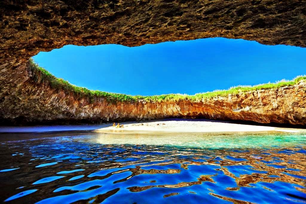 Скрытый пляж, Мариета, Мексика