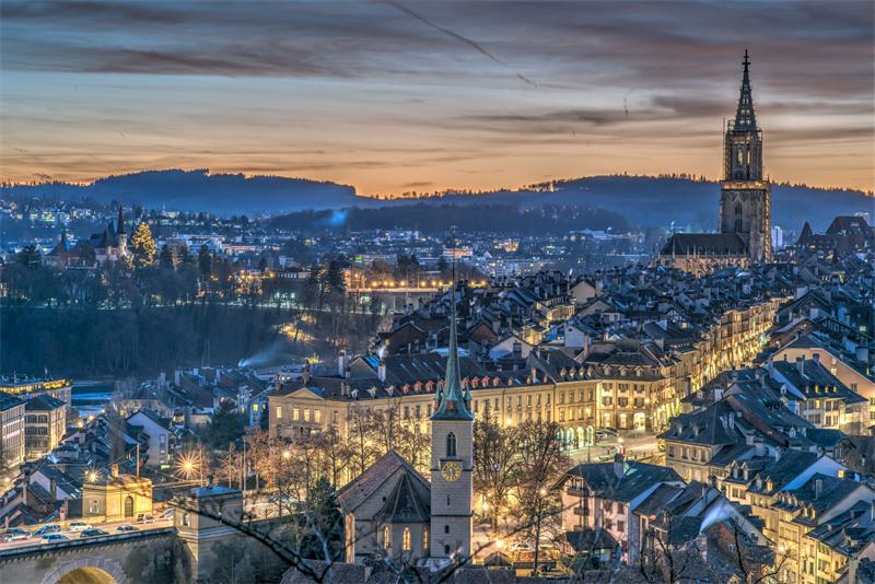 Столица Швейцарии, Берн