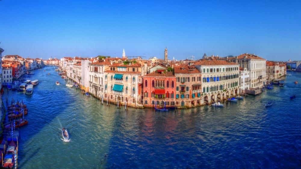 Это не пляж Венеция