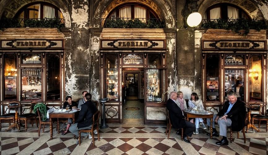 ресторанчики Венеции