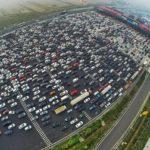 Города с худшим трафиком