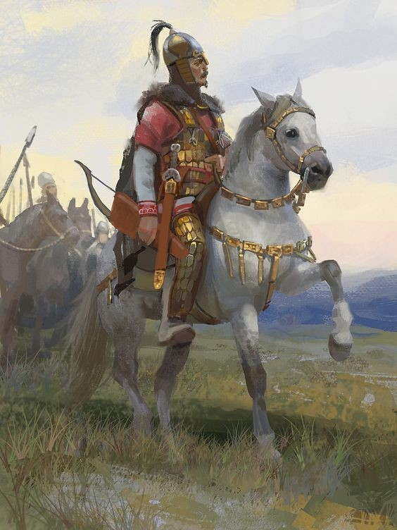 Аттила Правитель Империи хуннов