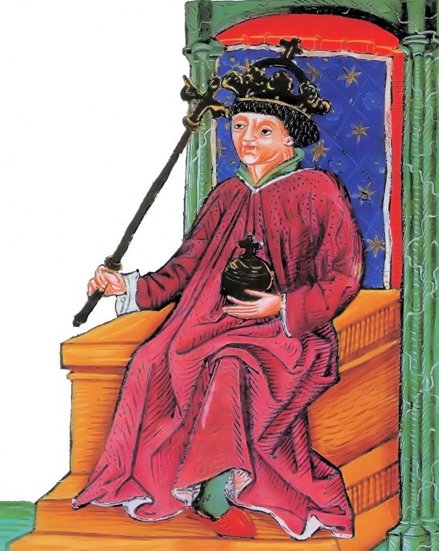 Бела I король Венгрии
