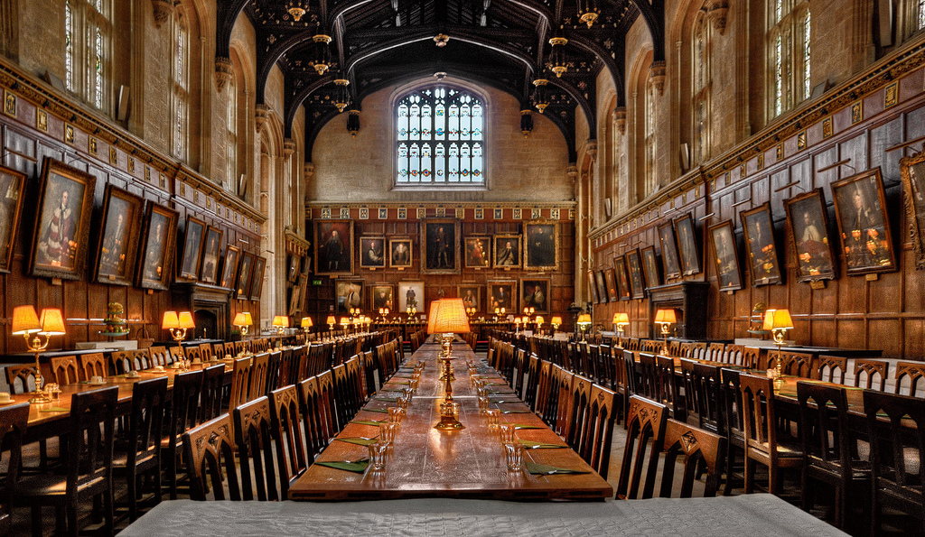 Бодлеанские библиотеки Оксфордского университета