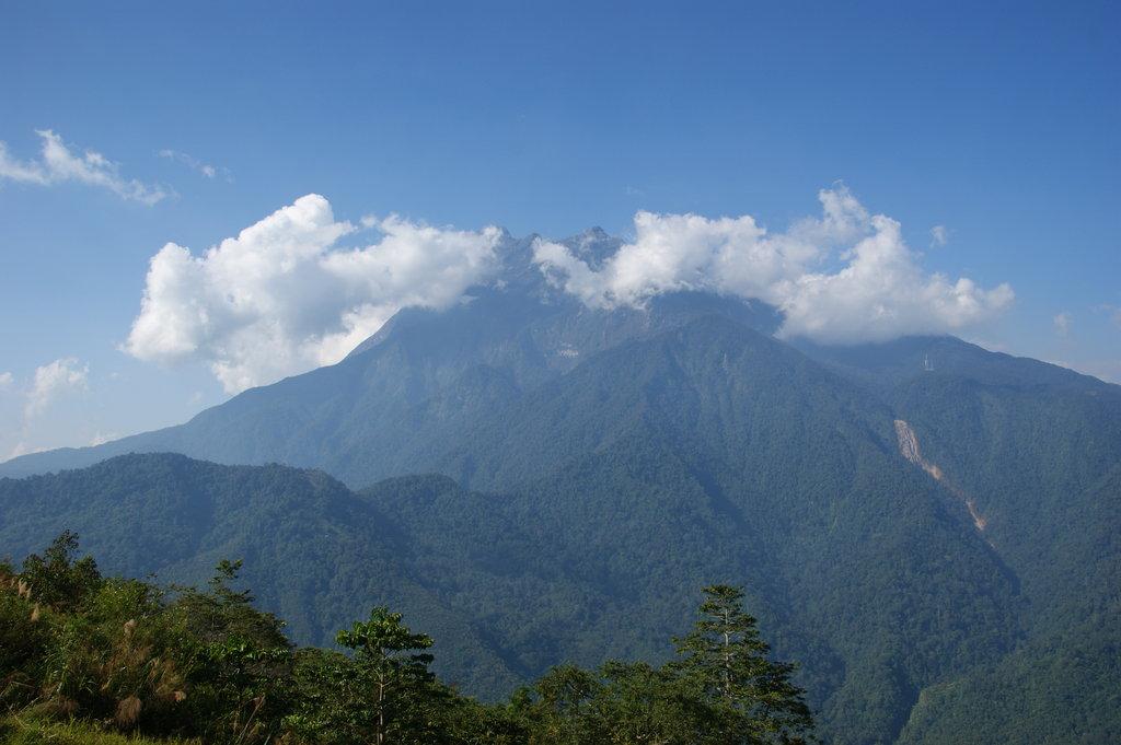 Гора-Кинабал