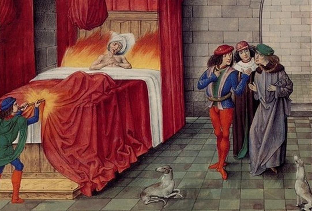 Карл II Король Наварры и граф Эвре