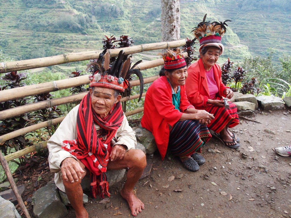 Люди Филиппины